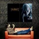 The Hobbit An Unexpected Journey Gollum Huge 47x35 Print Poster