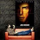 Jack Reacher Movie 2013 Tom Cruise Huge 47x35 Print Poster