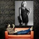 Pixie Lott Hot Singer BW Huge 47x35 Print Poster