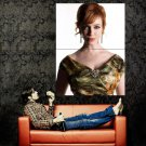 Mad Men Christina Hendricks Huge 47x35 Print Poster
