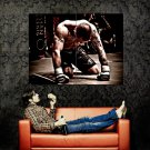 MMA Fighter Mixed Martial Arts Huge 47x35 Print Poster
