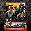 The Last Stand Machine Gun Movie Huge 47x35 Print Poster