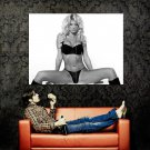 Victoria Silvstedt Hot Model Sexy Lingerie Huge 47x35 Print Poster