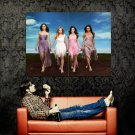 Pretty Little Liars Girls TV Show Huge 47x35 Print Poster