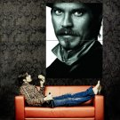 Seth Bullock Portrait Deadwood TV Series Huge 47x35 Print Poster