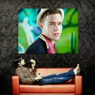 Oliver Stanley Olly Murs Music Huge 47x35 Print Poster