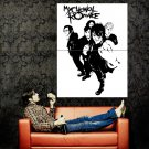My Chemical Romance Music Band Huge 47x35 Print Poster