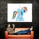 My Little Pony Friendship Is Magic Art Huge 47x35 Print Poster