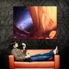 Arches Park Utah National Geographic Huge 47x35 Print Poster