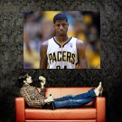 Paul George Indiana Pacers NBA Huge 47x35 Print Poster
