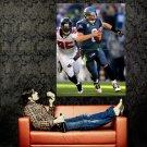 Matt Hasselbeck Seattle Seahawks NFL Sport Huge 47x35 Print Poster