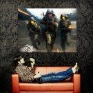 Rebel Soldiers Star Wars Art Huge 47x35 Print Poster