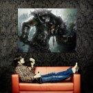 Tauren WOW Warcraft Art Huge 47x35 Print Poster