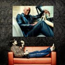 Samuel L Jackson Car Movie Actor Huge 47x35 Print Poster