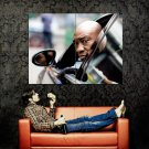 Michael Clarke Duncan Car Movie Actor Huge 47x35 Print Poster
