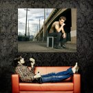 Paul Wesley The Vampire Diaries Movie Actor Huge 47x35 Print Poster