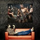 Spartacus TV Series Cast Characters Huge 47x35 Print Poster