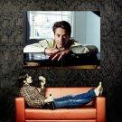 Robert Downey Jr Movie Actor Huge 47x35 Print Poster