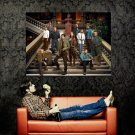Revolution Cast Characters TV Series Huge 47x35 Print Poster