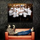 Hell S Kitchen Characters Cast TV Series Huge 47x35 Print Poster
