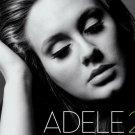 Adele 21 Cover Singer Music 32x24 Print POSTER