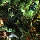 Heroes Of Newerth HoN Battle Art 32x24 Print POSTER