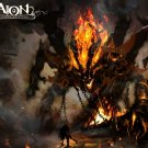 Aion The Tower Of Eternity Concept Art 32x24 Print POSTER