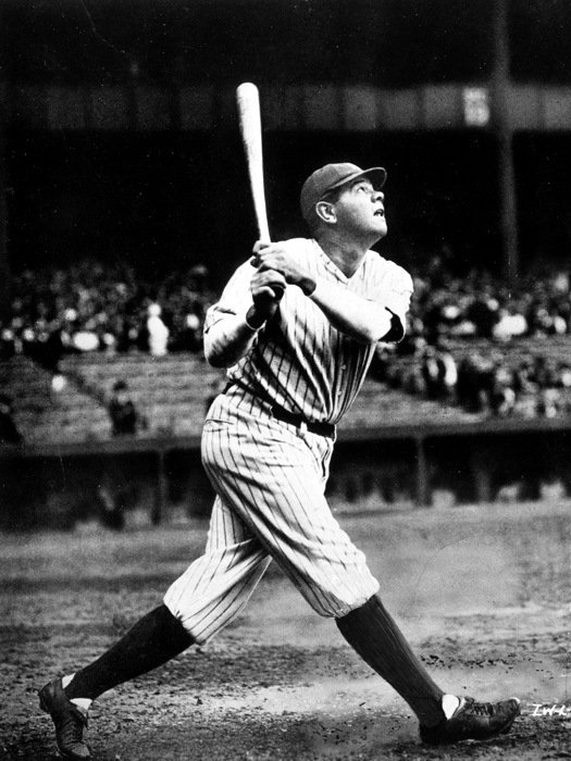 a biography of george herman ruth as an american hero in baseball The babe is a 1992 american biographical drama film about the life of famed baseball player babe ruth, who is portrayed by john goodman george herman ruth sr , who cannot handle.