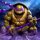 Donatello TMNT Teenage Mutant Ninja Turtles Dark Art 32x24 Print POSTER
