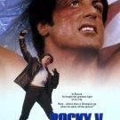 Rocky V 5 Movie Sylvester Stallone Sport 32x24 Print POSTER