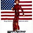 Dustin Hoffman Tootsie American Flag Movie Legendary Actor 32x24 POSTER