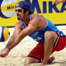 Todd Rogers Beach Volleyball Sport 32x24 Print POSTER