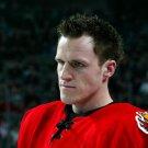 Dion Phaneuf Calgary Flames NHL 32x24 Print POSTER