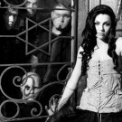 Evanescence Amy Lee BW Rock Music 32x24 Print POSTER