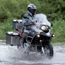 Bmw R1200 Gs Water Offroad Bike 32x24 Print Poster