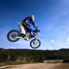 Husaberg FX 450 Motocross Bike 32x24 Print POSTER
