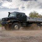 Mercedes Zetros Dirt Off Road Truck 32x24 Print POSTER