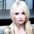 Emily Browning Cute Blonde Girl Portrait 32x24 Print POSTER