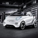 Smart Forspeed Future Concept Car 32x24 Print POSTER
