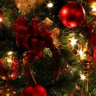 Christmas Ornaments Decorations 32x24 Print POSTER