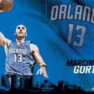 Marcin Gortat Orlando Magic NBA 32x24 Print Poster