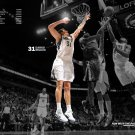 Darko Milicic Wolves NBA Basketball 32x24 Print Poster