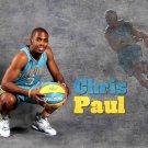 Chris Paul Hornets NBA Basketball 32x24 Print Poster