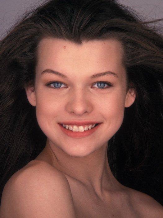 Milla Jovovich Jeanne Actress D Arc 32x24 Print POSTER