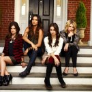 Pretty Little Liars Characters TV Series 32x24 Print Poster