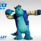 Monsters University Sulley Animation 2013 32x24 Print Poster