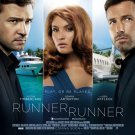 Runner Runner Timberlake Affleck Arterton 32x24 Print Poster