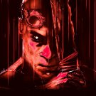 Riddick Art Movie 2013 32x24 Print Poster