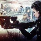 Resident Evil Retribution Milla Jovovich 32x24 Print Poster