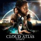 Cloud Atlas Movie Characters 32x24 Print Poster